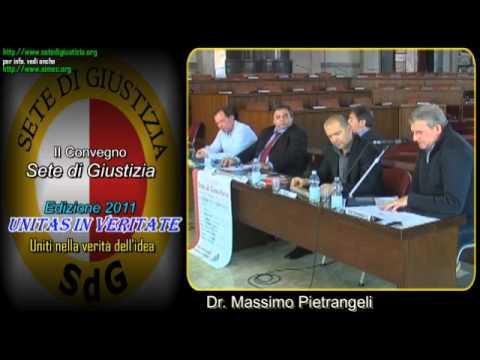 Convegno SdG 2011- Pimpini, Zappacosta, Frigiola, Pietrangeli