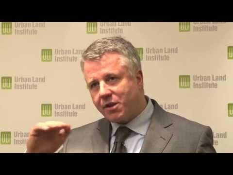 Brian Moran at the ULI Global Trustee and Key Leaders Midwinter Meeting 2015