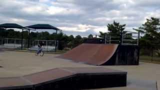 Mt Trashmore Skatepark in Virginia Beach