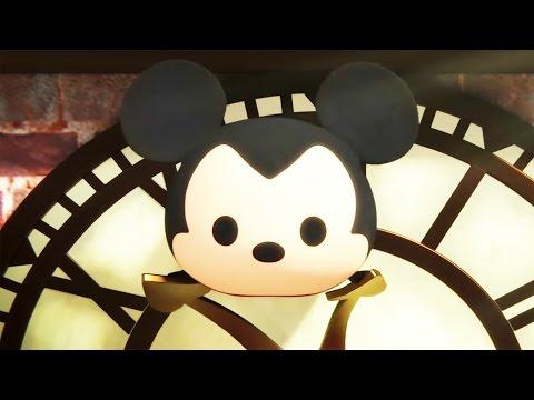 Clockwork Tsums  A Tsum Tsum short  Disney