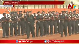Republic Day Celebration Arrangements In Vijayawada | NTV