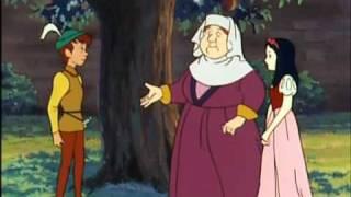 Cuentos de los Hermanos Grimm - Blancanieves y los Siete Enanitos Parte 1 / 10