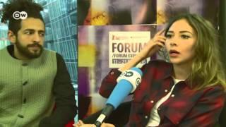 النجمان الصاعدان في السينما السعودية يتحدثان عن مستقبلهما الفني