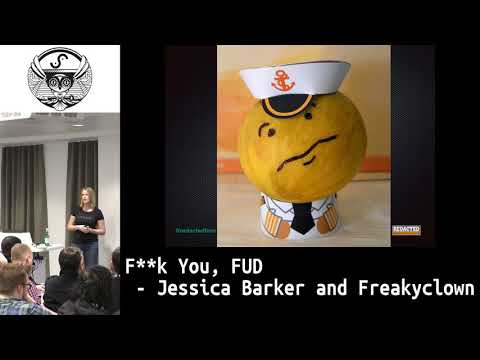 F**k You, Fud by Jessica Barker and Freakyclown