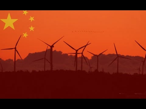 Canada & US Idle As China Positions Itself As Clean Energy Superpower