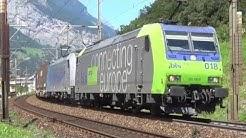 Gotthard Nord von Erstfeld bis Göschenen.