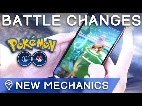SECRET BATTLE CHANGES IN 0.39 UPDATE - HOW TO BATTLE IN POKÉMON GO