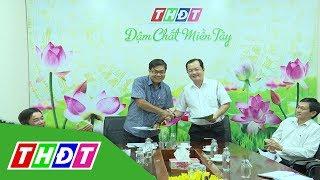 Truyền hình Đồng Tháp phát sóng chuẩn HD trên hệ thống SDTV   THDT