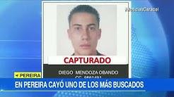 Uno de los más buscados de Pereira fue identificado y capturado en estación de Megabus