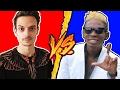 Fabio Rovazzi VS Bello Figo - Battaglia Rap Epica - Manuel Aski