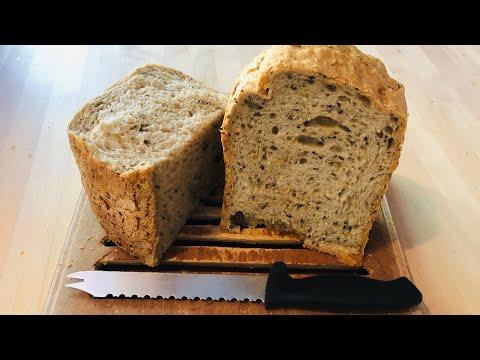 machine-à-pain---pain-aux-céréales-maison