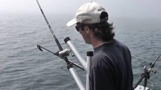 Salmon fishing Lake Ontario part 2