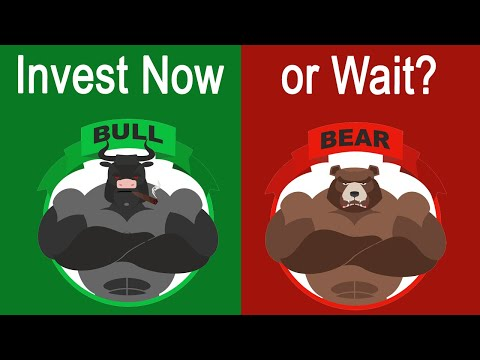 Invest Now- OR -Wait For Another Crash In The Stock Market? U.S. Economic Indicator Analysis
