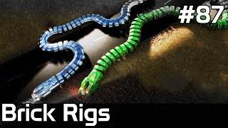 Brick Rigs PL [#87] WĘŻE w KANIONIE /z Plaga