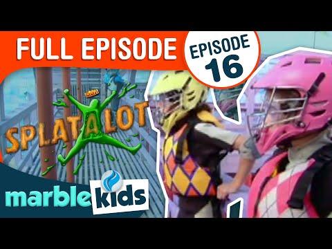 Splatalot! - And The Splatty Goes To... - S01E16