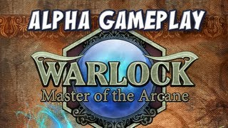 Yogscast - Warlock Master of the Arcane  - Alpha Gameplay