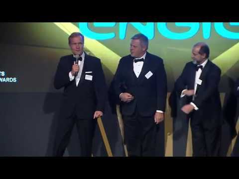 2017 Global Energy Awards - Industry Leadership Award - Midstream
