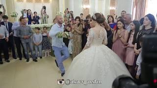 Лакская свадьба. Танец жениха и невесты