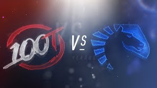 Video 100 vs TL - NA LCS Week 2 Day 1 Match Highlights (Spring 2018) download MP3, 3GP, MP4, WEBM, AVI, FLV Juli 2018