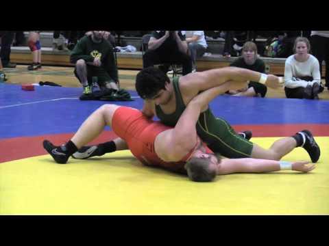 2016 Golden Bear Open: 120 kg John Jacobs vs. Daniel Oloumi