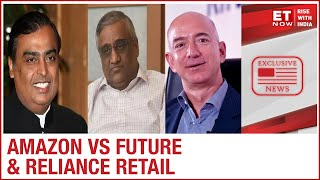 Amazon gets temporary reprieve in Singapore, Future and Reliance says 'not enforceable in India'