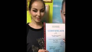 Обучение Botox Lashes Алматы.
