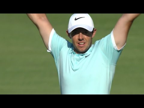 Rory McIlroy's dramatic FedExCup victory leads Shots of the Week