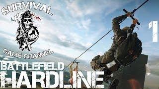 Battlefield: Hardline Beta На Русском #1 — ЗАМЕЧАТЕЛЬНАЯ КОНЦЕПЦИЯ