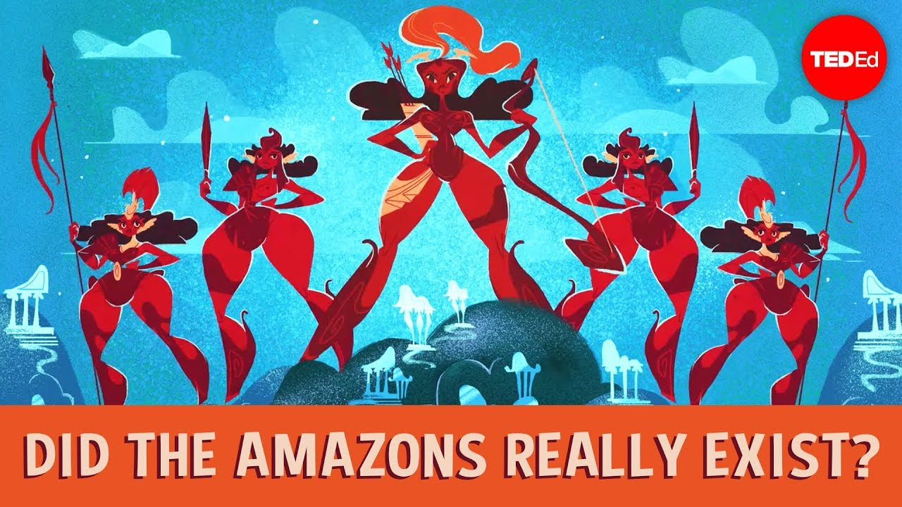 Download Did the Amazons really exist? - Adrienne Mayor