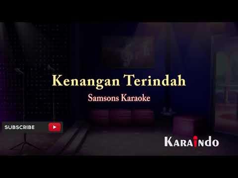Samson Kenangan Terindah Karaoke