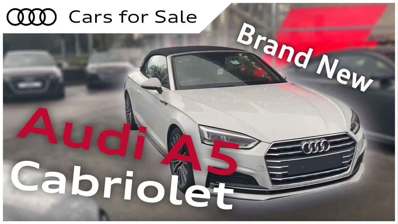 Brand New Audi A11 Cabriolet | Blackburn Audi | blackburn audi used cars