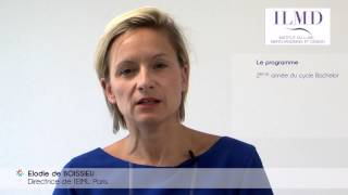 EIML Paris | Présentation de l'ILMD : Institut du Luxe, du Merchandising et du Design
