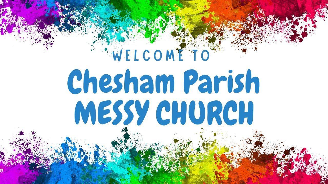 Messy Church 20th Feb 2021