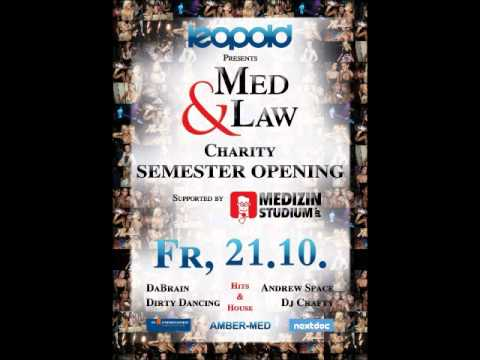 Med & Law - Charity Semester Opening - Mini Mix Teaser .wmv
