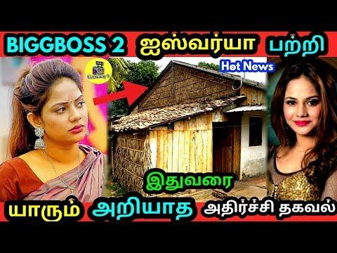 Big Boss 2 ஐஸ்வர்யா பற்றி இதுவரை யாரும் அறியாத தகவல் ! Bigg Boss Tamil ! Aishwarya Dutta ! Tamil Cin