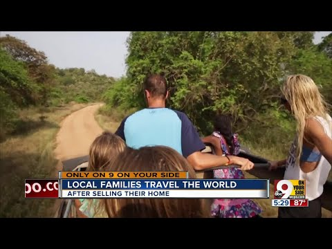 Journey of the Globe: The world is this Greater Cincinnati family's classroom
