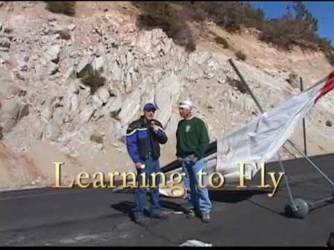 Nevada Trails features Hang Gliding