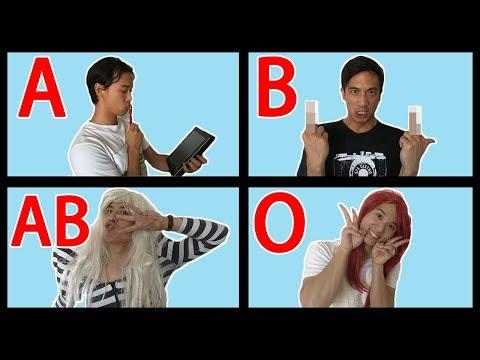 Blood Type Personality Theory
