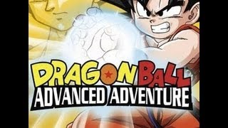 Dragon Ball - Advanced Adventure - Dragonball Advance Adventure: Survival Mode - User video