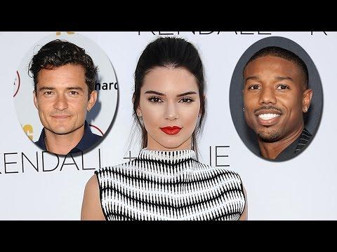 Kendall Jenner Dating Orlando Bloom And Michael B Jordan?!