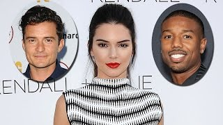 Kendall Jenner Dating Orlando Bloom and Michael B Jordan?!