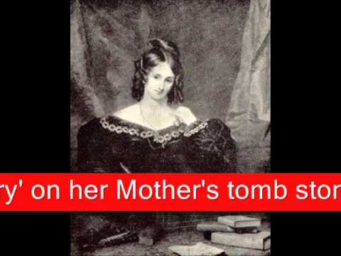 A life and work of mary shelley