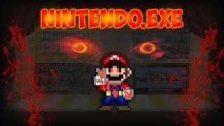 This Game is Disturbing..   Nintendo.EXE [Full Gameplay]