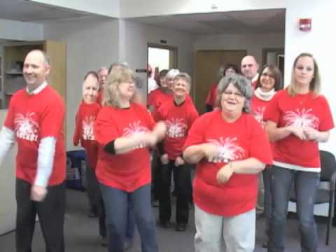 Oregon City School District Staff Dance Music Video