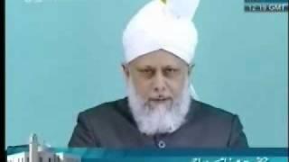 Проповедь Хазрата Мирзы Масрура Ахмада, (21-05-10) часть 2