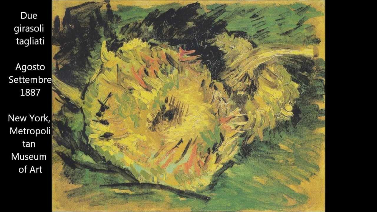 Matrimonio Girasoli Van Gogh : Girasoli di vincent van gogh opere dal al arte