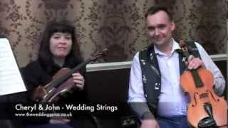 Milton Keynes Wedding String Quartet - Wedding Fair Suppliers - Chris Richards The Wedding Guru