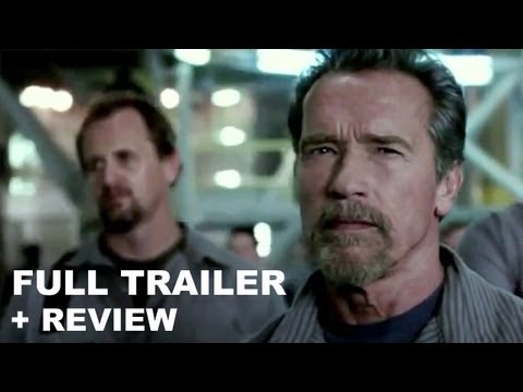 Escape Plan Official Trailer + Trailer Review : HD PLUS
