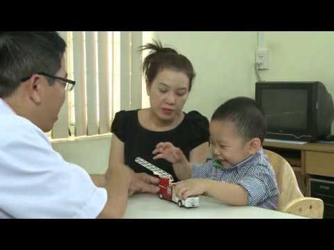 Xử lý khi trẻ chậm nói - Vui Sống Mỗi Ngày [VTV3 - 28.03.2014]