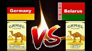 CAMEL Германия против CAMEL Беларусь / СНГ против ЕВРОПЫ. Кто победит в батле?